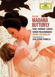 Puccini: Madama Butterfly - de Mirella Freni, Christa Ludwig, Plácido Domingo
