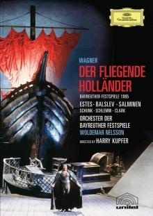Wagner: Der Fliegende Holländer - de Matti Salminen, Lisbeth Balslev, Simon Estes