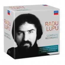 Radu Lupu Complete Recordings - de Mozart,Beethoven,Schubert,Schumann,Grieg etc.