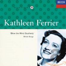 Kathleen Ferrier Vol. 8 - Blow The Wind Southerly - de Kathleen Ferrier, Phyllis Spurr, John Newmark