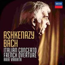 Bach:Italian Concerto,French Overture - de Vladimir Ashkenazy
