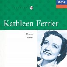 Kathleen Ferrier Vol.10 - Brahms / Mahler - de Kathleen Ferrier, Max Gilbert, John Newmark