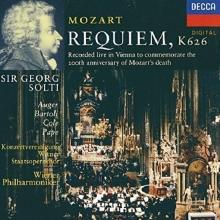 Mozart: Requiem - de Arleen Augér, Cecilia Bartoli, Vinson Cole