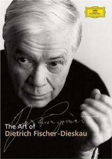The Art Of Dietrich Fischer-dieskau - de Dietrich Fischer-dieskau