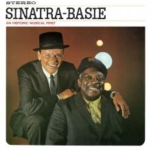 An Historic musical first(180g) - de Frank Sinatra-Count Basie
