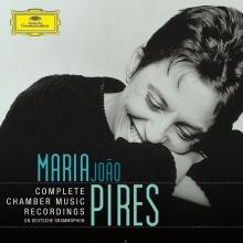 Complete Chamber Music Recordings on Deutsche Grammophon - de Maria Joao Pires