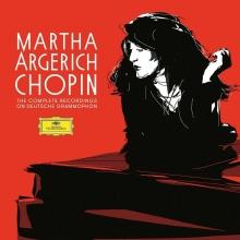 Chopin: The Complete Recordings on Deutsche Grammophon - de Martha Argerich