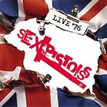 LIVE \'76 - de Sex Pistols