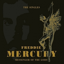Messenger of the Gods: The Singles(SPR) - de Freddie Mercury