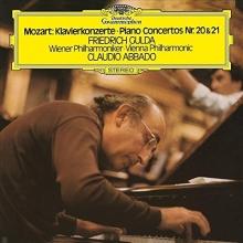 Mozart:Piano Concertos nr.20&21(180g) - de Friedrich Gulda-Wiener Philharmoniker-Claudio Abbado