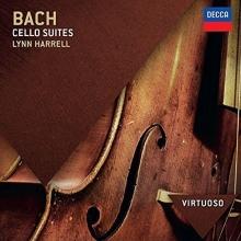 Bach: Cello Suites - de  Lynn Harrell
