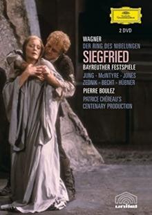 Wagner: Siegfried - de Manfred Jung, Donald Mcintyre, Gwyneth Jones