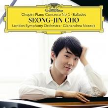 Chopin:Piano Concerto no.1/Ballades - de Seong-Jin Cho/London Symphony Orchestra/Gianandrea Noseda