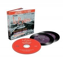 Puccini:La Bohema - de Pavarotti,Freni,Ghiaurov,Harwood,Panerai,Maffeo,Berlin Philharmonic Orchestra,Herbert von Karajan