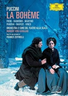 Puccini: La Bohème - de Mirella Freni, Gianni Raimondi, Adriana Martino
