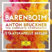 Anton Bruckner:The Complete Symphonies - de Daniel Barenboim/Staatskapelle Berlin