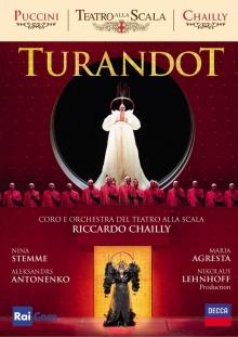 Puccini:Turandot - de Nina Stemme,Maria Agresta,Riccardo Chailly,Teatro alla Scala