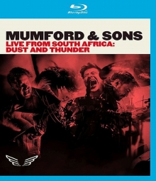 Live from Soth Africa - Dust and Thunder - de Mumford & Sons
