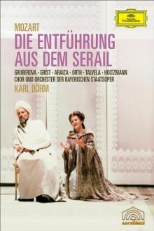 Mozart, W.a.: Die Entführung Aus Dem Serail - de Edita Gruberova, Reri Grist, Francisco Araiza