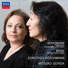 Schumann/Berg - de Mitsuko Uchida,Dorothea Roschmann