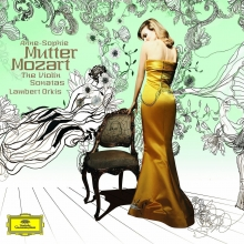 Mozart:The Violin Sonatas - de Anne-Sophie Mutter