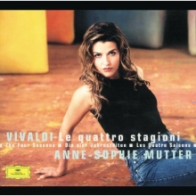 Vivaldi: Le Quatro Stagioni - de Anne-Sophie Mutter