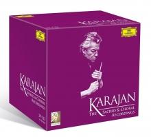 The Sacred & Choral Recordings - de Karajan