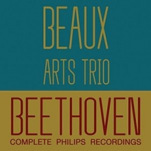 Beethoven - de Beaux Arts Trio-Complete Philips Recordings