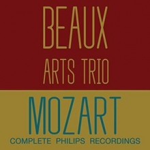 Mozart - de Beaux Arts Trio-Complete Philips Recording