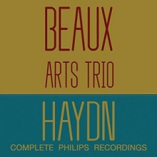 Haydn - de Beaux Arts Trio-Complete Philips Recording