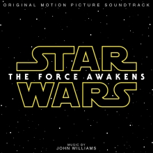 Star Wars-The Force Awakens - de John Williams