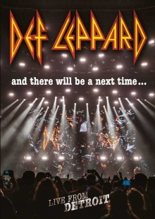And there will be a next time....Live from Detroit - de Def Leppard