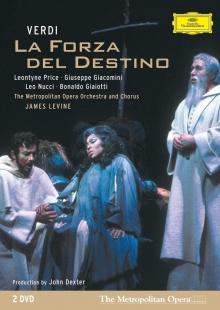 Verdi: La Forza Del Destino - de Leontyne Price, Giuseppe Giacomini, Leo Nucci
