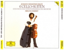 Bach, J.s.: 6 Suites For Solo Cello - de Mischa Maisky