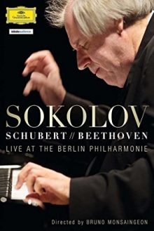 Schubert/Bethoven-Live at the Berlin Philharmonie - de Grigory Sokolov