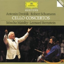 Dvorák / Schumann: Cello Concertos - de Mischa Maisky, Israel Philharmonic Orchestra, Wiener Philharmoniker