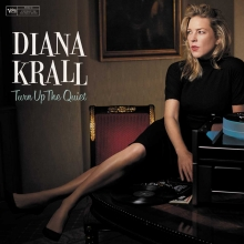 Turn Up The  Quiet - de Diana Krall