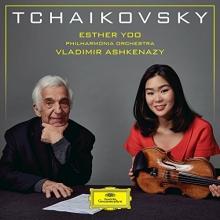 Tchaikovsky - de Esther Yoo/Philharmonia Orchestra/Vladimir Ashkenazy