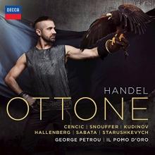 Handel:Ottone - de Max Emanuel Cencic,Lauren Snouffer,Pavel Kudinov/George Petrou