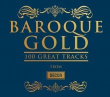 Baroque Gold-100 greatest tracks - de Bartoli-Benedetti-Dantone-Fleming-Gardiner-Jansen-Pinnock