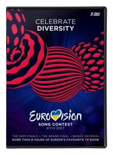Eurovision Song Contest 2017 - de The Semi-Finals+The Grand Final