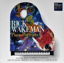 PIANO PORTRAITS - de Rick Wakeman