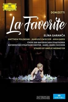 Donizetti:La Favorite - de Elina Garanca,Matthew Polenzani,Mariusz Kwiecien,Mika Kares/Bayerisches Staatsorchester/Karel Mark Chichon