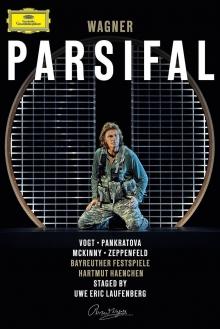 Wagner: Parsifal - de Klaus Florian Vogt,Ryan McKinny,Elena Pankratova/Bayreuther Festspiele/Hartmut Haenchen