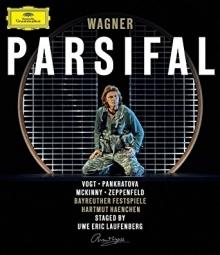Wagner:Parsifal - de Klaus Florian Vogt,Ryan McKinny,Elena Pankratova/Bayreuther Festspiele/Hartmut Haenchen