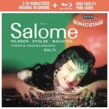 Strauss:Salome - de Birgit Nilsson,Gerhard Stolze,Grace Hoffman/Wiener Philharmoniker/Georg Solti