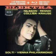Strauss: Elektra - de Birgit Nilsson,Regina Resnik,Marie Collier,Tom Krause/Wiener Philharmoniker,Georg Solti