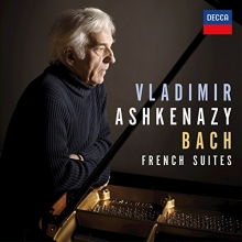 Bach: French Suites - de Vladimir Ashkenazy
