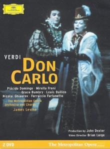 Verdi: Don Carlo - de Plácido Domingo, Mirella Freni, Nicolai Ghiaurov