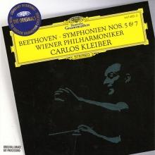 Beethoven: Symphonies Nos.5 & 7 - de Wiener Philharmoniker, Carlos Kleiber